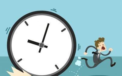 ¿Ladrones de tiempo? Identificalos y lucha contra ellos