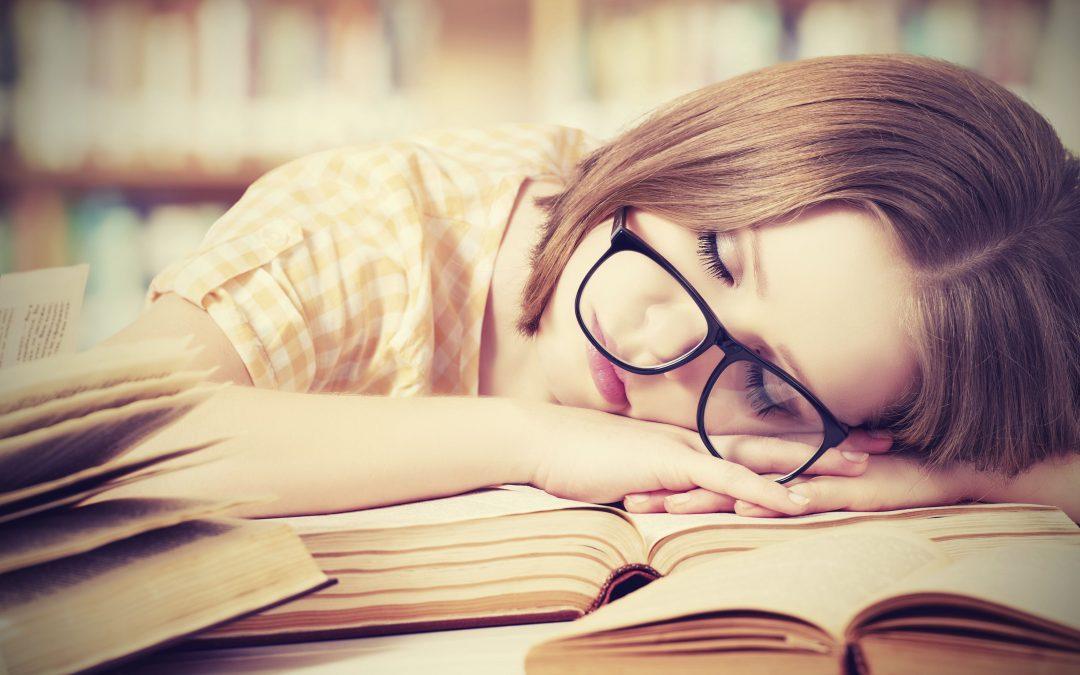 Consejos para leer sin dormirte en el intento